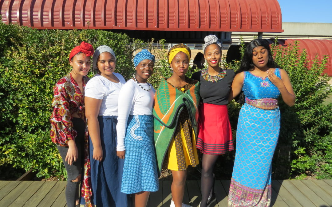 Xhosa week at EHS!