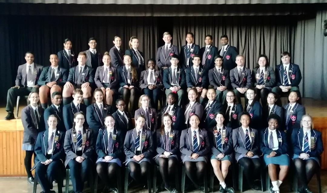 Introducing our 2020 prefects.