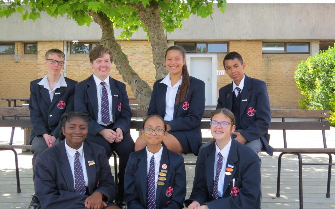 Junior Clubs & Society Award Winners.