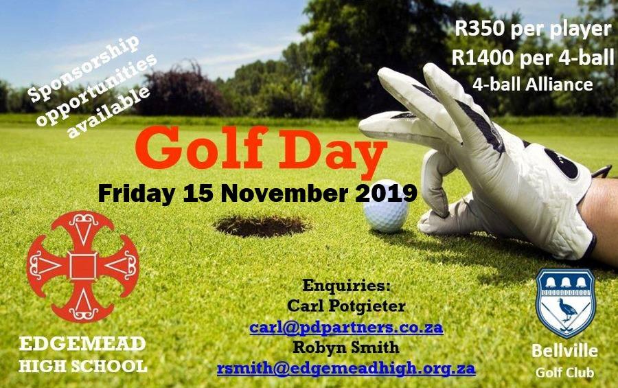EHS annual Golf Day