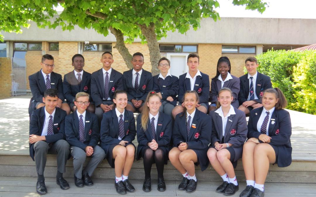 Junior Sports Prize Winners