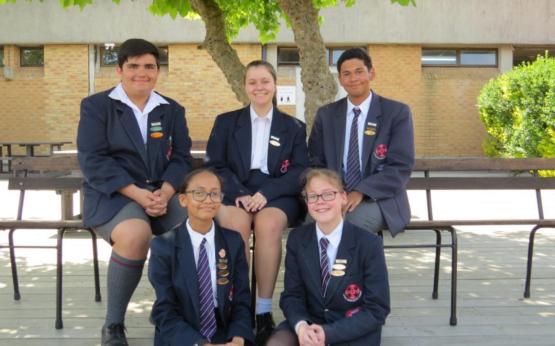 Grade 9 TOP 5!